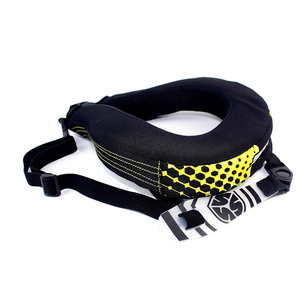 Image 5 - Motorcycle Neck Guard Protector Motorbike Protect Sports Bike Gear Long Distance Racing Protective Brace Guards Motocross Helmet