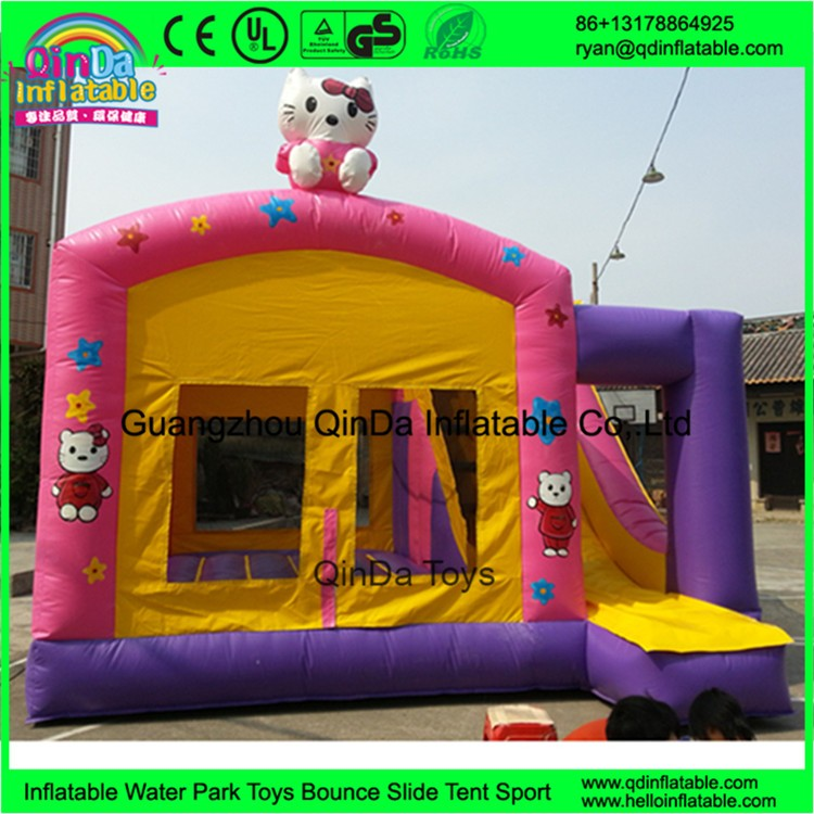 inflatable bounce castle jumping house17