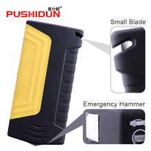 12000 mAh Car Jump Starter Power Bank 12V Multi function Auto Car Battery Charger with US