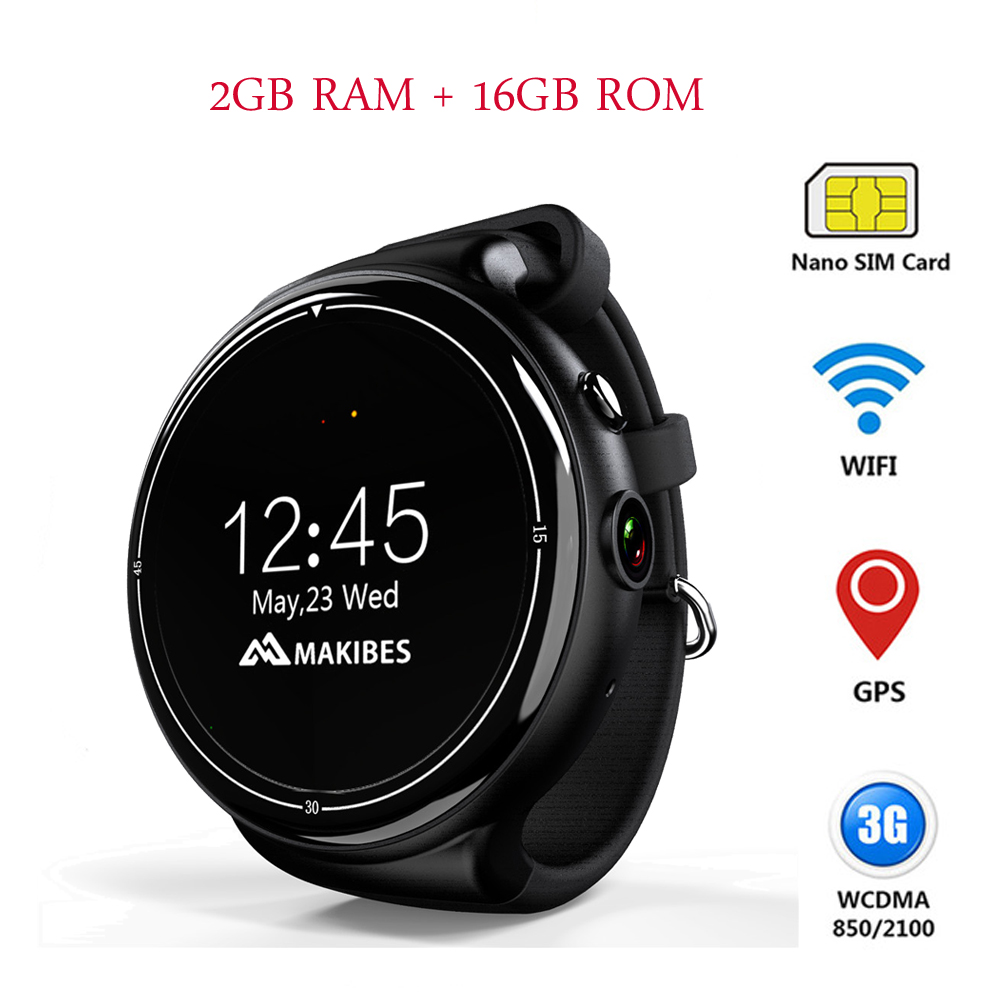 I4 Air 3G Wifi Smart watch Android 5.1 2G/16G Wrist Phone GPS SIM Card Heart Rate Monitor Smartwatch with 2.0 MP Camera 3g smart watch phone sim card bluetooth android 5 1 smartwatch heart rate monitor with camera wifi wcdmn gps tracker pk d5 x3