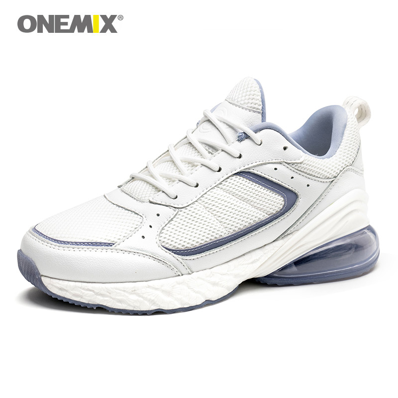 Air 270 Men s Breathable Running Shoes White Fitness Jogging Trail Gym Sneakers Outdoor Sport Tennis