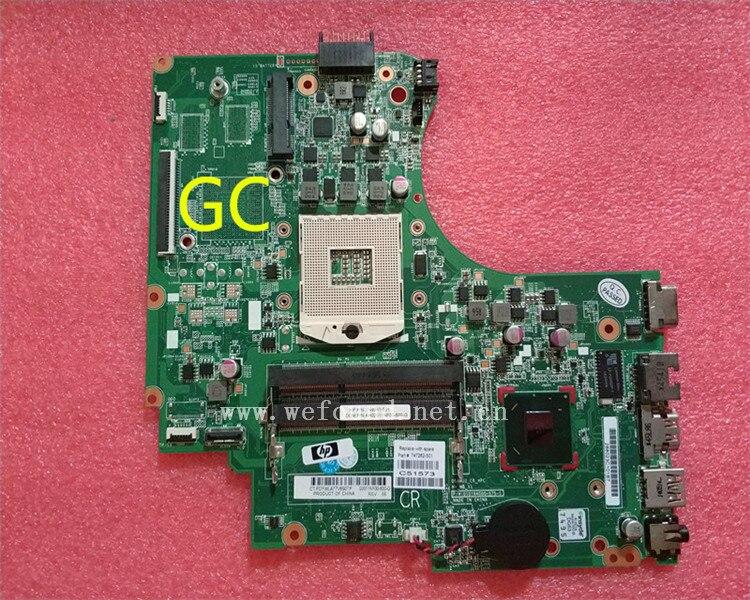 laptop Motherboard For 240 246 14-D 747262-001 747262-501 system mainboard Fully Tested 747262 001 for hp 240 246 g2 14 d series laptop motherboard p n 010194g00 35k g hm76 mainboard rpga989 100