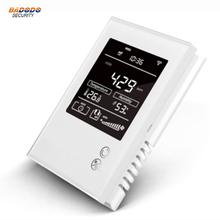 CO2 Monitor Sensor Z-WAVE Detector Air-Quality HOME Concentration MCO MH9 Industrial