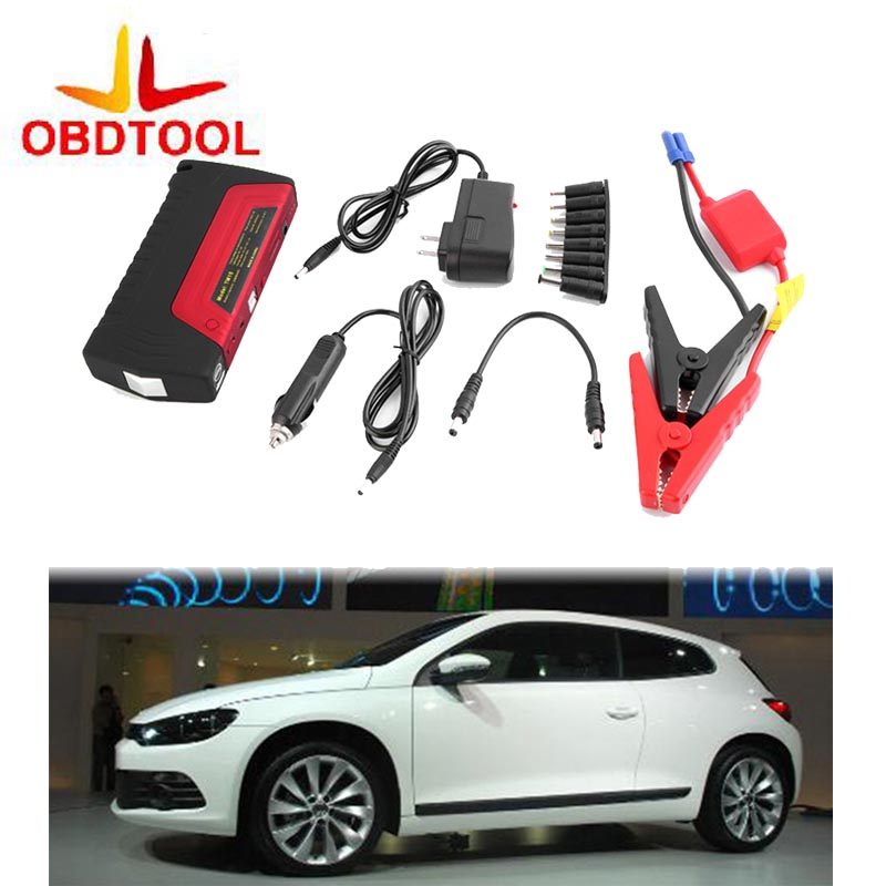 Portable Car Jump Starter 50800mAH/Petrol Car 12v Emergency Auto Battery Booster Pack Vehicle Jump Starter Phone Power Bank