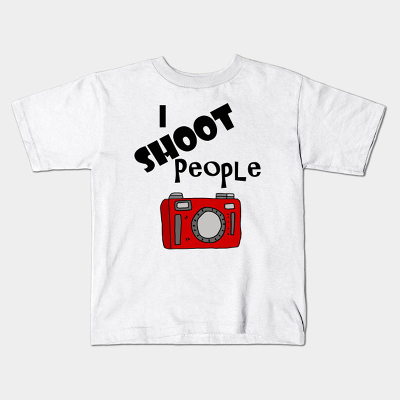 Fashion Kids Satire Funny Art Pun Camera Photographer Photo I