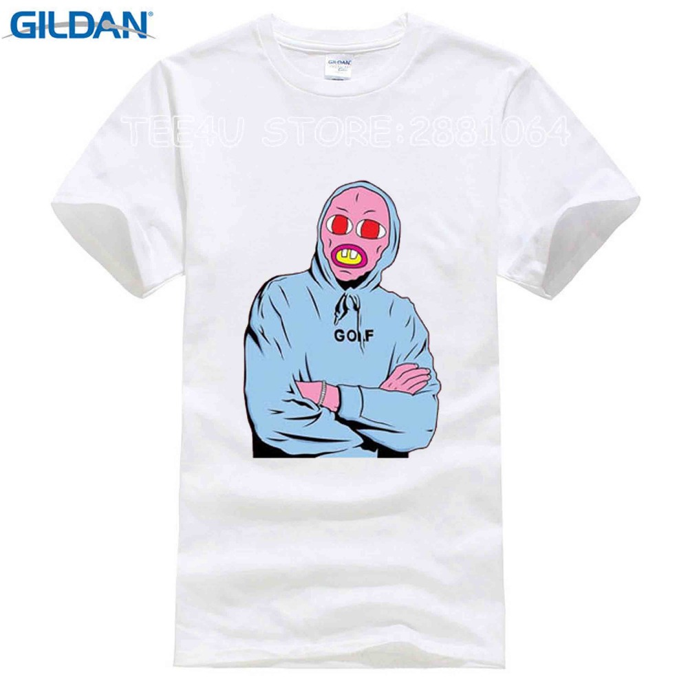 c57789a1b9b1 Man Fashion Round Collar T Shirt 2017 Jacob Pantoja Tyler The Creator  OFWGKTA T Shirt Music Band Hip Hop Tees-in T-Shirts from Men s Clothing on  ...