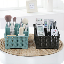 Large Capacity Makeup Organizer Cosmetic Storage Box Makeup Display Case Brush Lipstick Holder Desk Bathroom Organizer