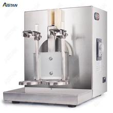 YY120-2 Electric Milk Tea Shaker Blender Machine Stainless Steel Double Head for bar equipment