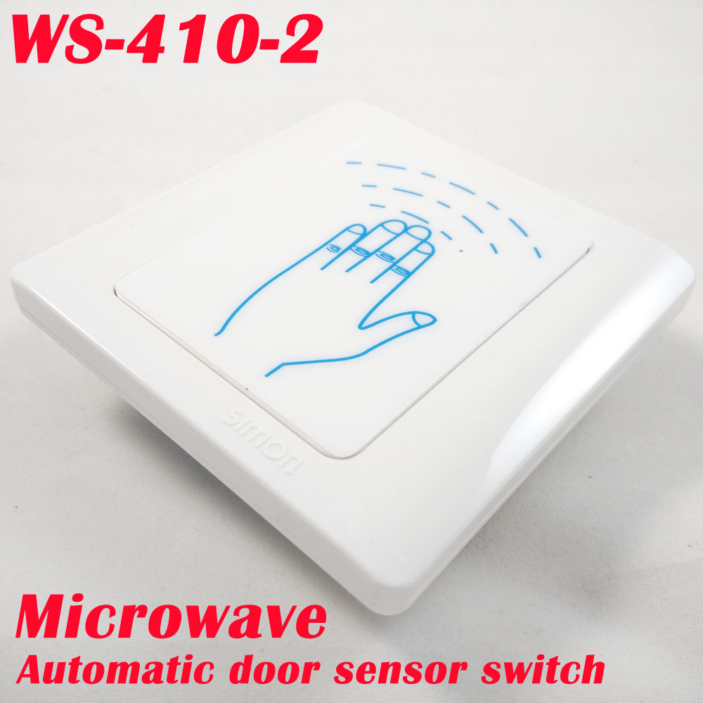 Fast express delivery 1 pcs Microwave Contactless motion sensor switch for automatic door opener
