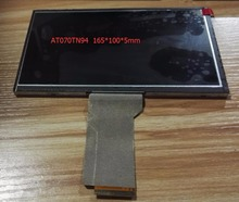 7 дюйм(ов) AT070TN94 высокая яркость ЖК-экран, 165*100*5 мм