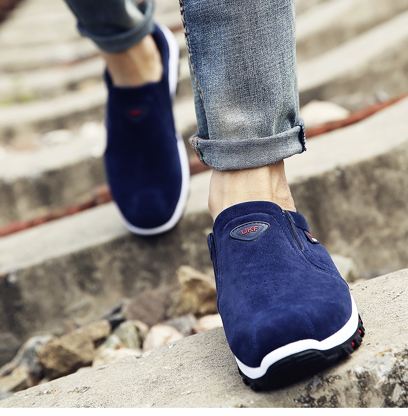 HTB1vmmfaELrK1Rjy1zbq6AenFXar VESONAL Spring Summer Slip-On Out door Loafers Sneakers For Men Shoes Breathable Suede Male Footwear Walking comfortable