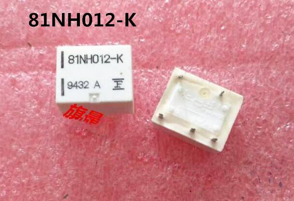 NEW relay 81NH012-K 81NH012K 81NH012 12VDC DIP5 10PCS/LOTNEW relay 81NH012-K 81NH012K 81NH012 12VDC DIP5 10PCS/LOT