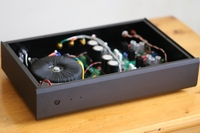 Finished NA 2 HIFI Stereo Power Amplifier Base on NAIM NAP200 Auido Amp 150W+150W