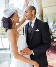 Terno Masculino Custom Made Black 3 Piece Mens Slim Fit Tuxedo Bridegroom Wedding Suits Formal Party