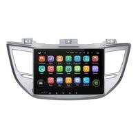 Android 5.1 Auto GPS Navigatie voor Hyundai ix35 Nieuwe Tucson 2015 2016 met Wifi 3G Radio Stereo Audio Video Speler zonder canbus