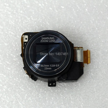 מלא חדש אופטי זום עדשת הרכבה ללא CCD חלקי תיקון עבור Samsung EK GC100 GC100 GC110 GC120 דיגיטלי מצלמה
