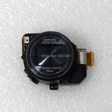 كامل جديد البصرية عدسات تكبير الجمعية دون CCD إصلاح أجزاء لسامسونج EK GC100 GC100 GC110 GC120 كاميرا رقمية