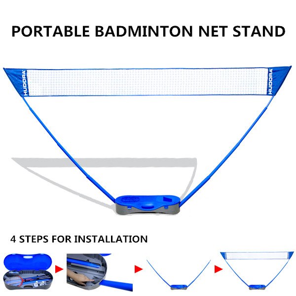 New easy carry  badminton set  portable badminton set folding badminton set outdoor badminton set easy set