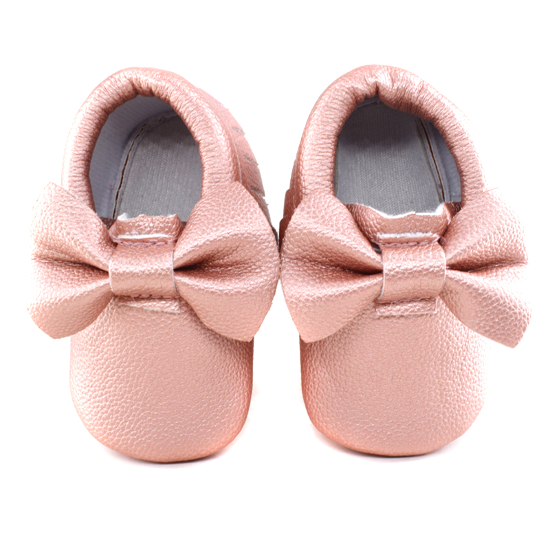 b85225221ba17 high quality newborn Baby Shoes Toddler Infant Unisex Boys Girls PU ...