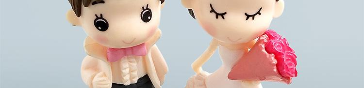 Miniatur Pecinta Pernikahan Beberapa 8