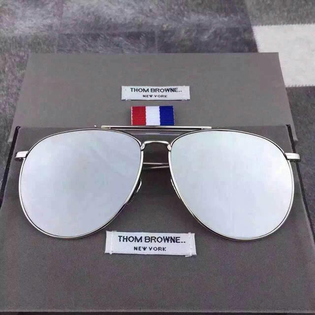 189eb8ec813 2015 New Mirror Women Brand Designer Sunglasses Fashion Sunglasses Thom  Browne TB-015-011 Sun Glasses with Original Box
