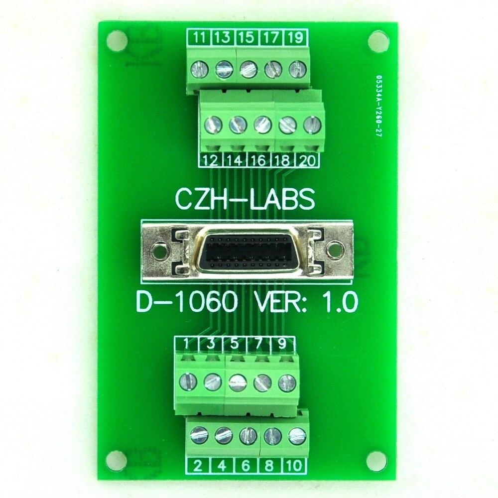 20-pin 0.05