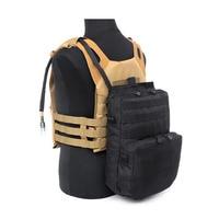 3L molle tactical backpack,camelback hydration bladder bag for outdoor camping,men hiking sport backpack,not included water bag