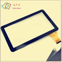 10.1 cal Tablet dla obsługi Denver TAD 10082 TAQ 10123 TAQ 10122 TAD 10082MK2 ekran dotykowy panel digitizera wymiana szkła czujnik w Ekrany LCD i panele do tabletów od Komputer i biuro na