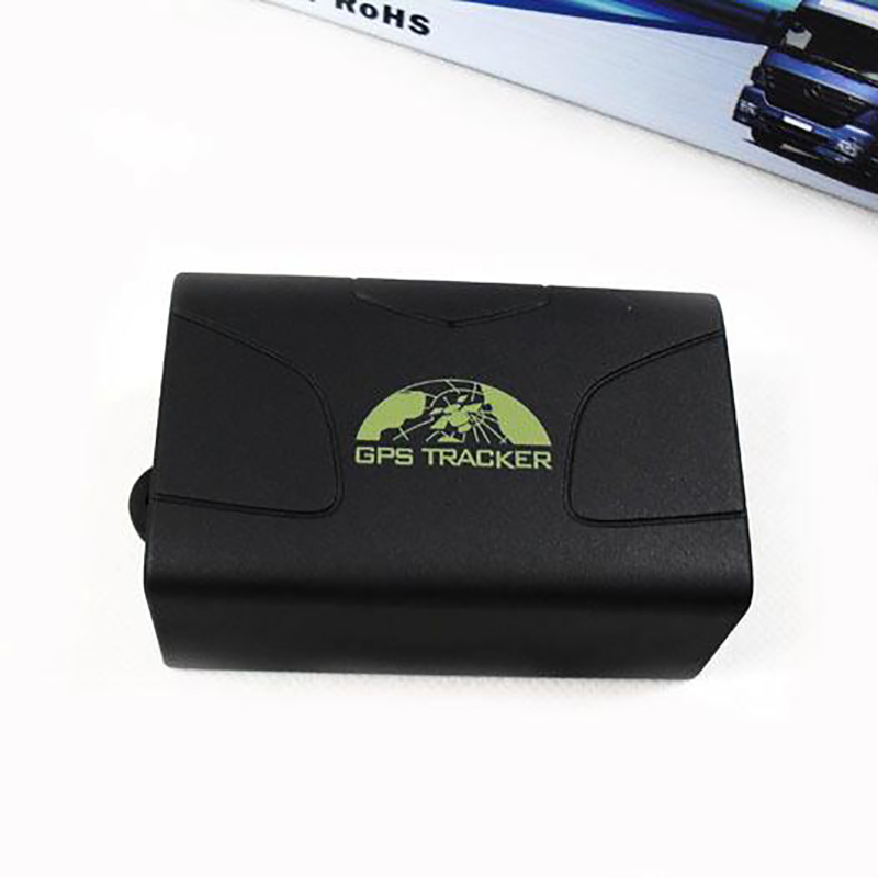 GPS104B Latest Version Real Time GSM/GPRS/GPS car tracking device TK104B Standby 60 days gps tracker TK 104B rf v8 direct factory high efficiency gps tracker tracking device 4 band gsm gps gprs car vehicle motorcycle alarm