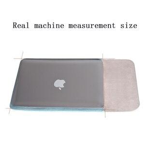 Image 3 - Чехол из искусственной кожи для ноутбука Macbook Air Pro Retina 11 12 13 Macbook 15 touch bar 2018, чехол для Xiaomi 15,6, женский и мужской чехол
