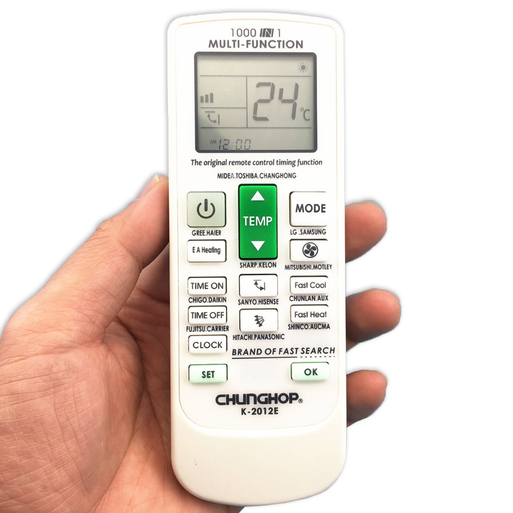 Best Top Chunghop Air Conditioner Remote Control Near Me And