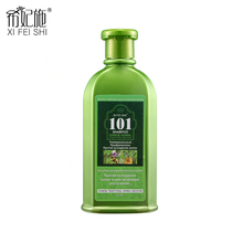 HOT Growth Hair Care 101 Herbal Medicine Universal Shampoo For Blackening And Repair Damage Hair With Ginseng Against Hair 250ml