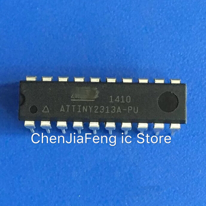 10PCS~50PCS/LOT  ATTINY2313A-PU  DIP20  New Original