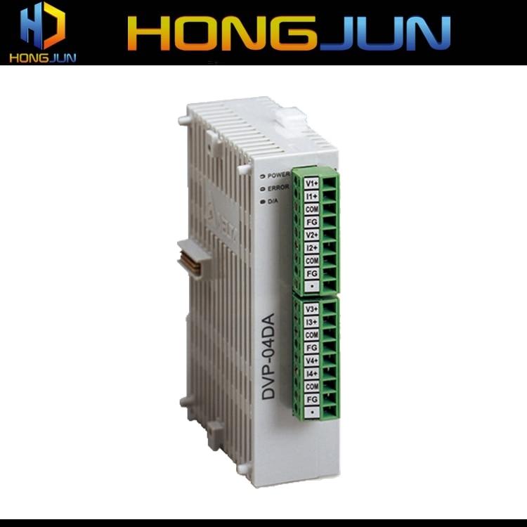 Delta DVP-Slim PLC Expansion Module DVP04AD-S for PET Blow Molding Machine