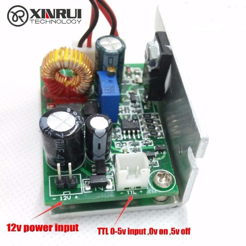 TTL bordo di driver, laser bordo di driverTTL bordo di driver, laser bordo di driver