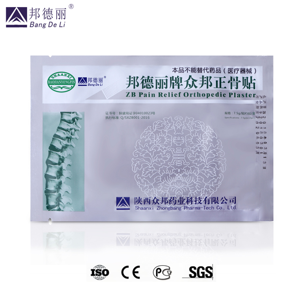 Image 2 - 20pcs Chinese Medicine Magnetic Patch ZB Pain Relief Orthopedic Plaster Medical Pain Relieving Patches Joint Knee Back Massage-in Patches from Beauty & Health