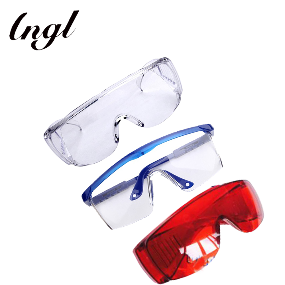 3 Colors  1 Piece Dental Protective Glasses GOGGLE Teeth Whitening Equipment Protection Eyes Tool