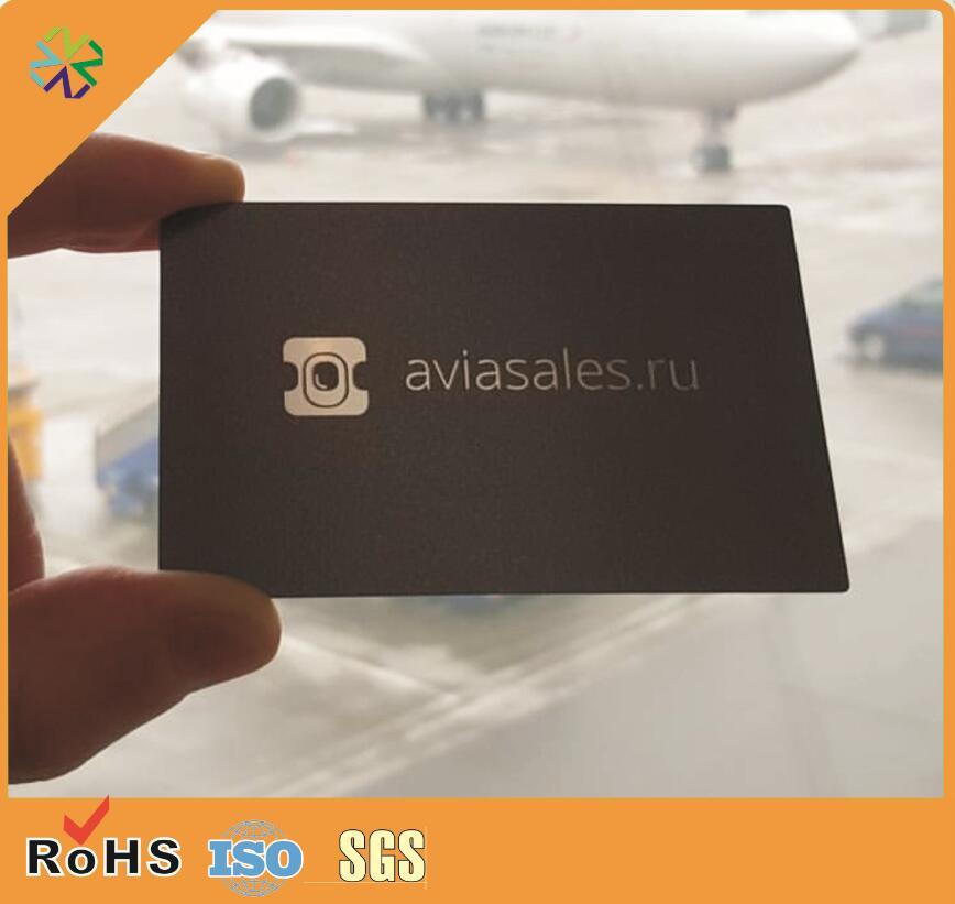 05mm thickness beautiful design black metal business cards with 05mm thickness beautiful design black metal business cards with logo printing colourmoves