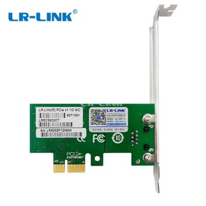 Image 3 - LR LINK 9202ct pci express pci e 네트워크 카드 1000 mbps 기가비트 이더넷 카드 pc intel i211 용 10/100/1000 m RJ 45 lan 어댑터