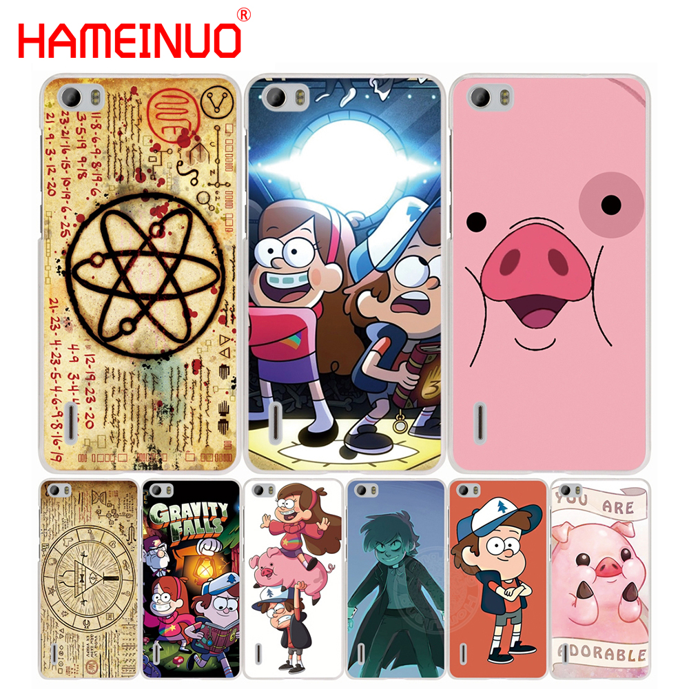 HAMEINUO Gravity Falls Wiki page cell phone Cover Case for ...