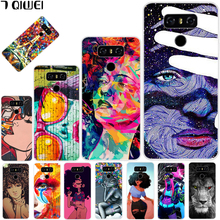 hot deal buy 5.7'' for lg g6 case silicone soft tpu painting back cover for lg g6 case g 6 6g fashion cool girl funda for lg g6 lgg6 capa