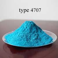Blue Acrylic Paint Pigment, Pearl Powder Dye Pigment Leather Paint Coating Car Paint Nail Polish Crafts Leather Paint 50g/pack
