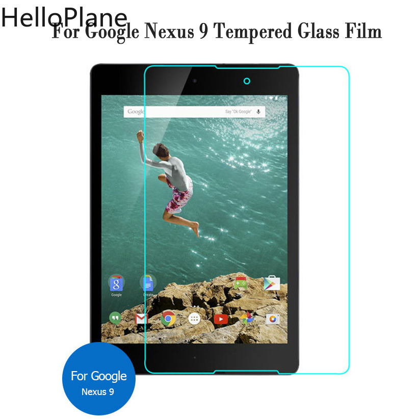 9H 2.5D Tempered Glass Screen Protector For Google Nexus 9 Nexus9 8.9 Inch Tablet Protective Film Guard