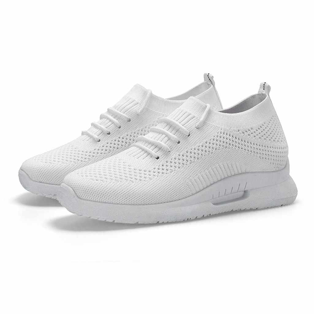 SAGACE Shoes Kids Women's Mesh Breathable Sneakers Casual Shoes Student Running Shoes Woman Sneakers 2019