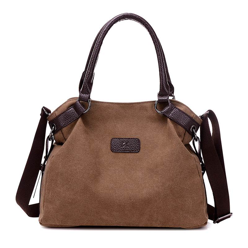 2019 New Fashion Women Messenger Bag Vintage Shoulder Bag Larger Top-Handle Bags Mummy Package Bolsas High Quality Handbags