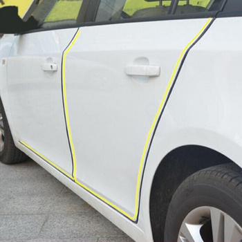 """Tira de sellado de goma para puerta de coche tipo 5M """"U"""" para Citroen Picasso C1 C2 C3 C4 C4L C5 DS3 DS4 DS5 DS6 Elysee"""