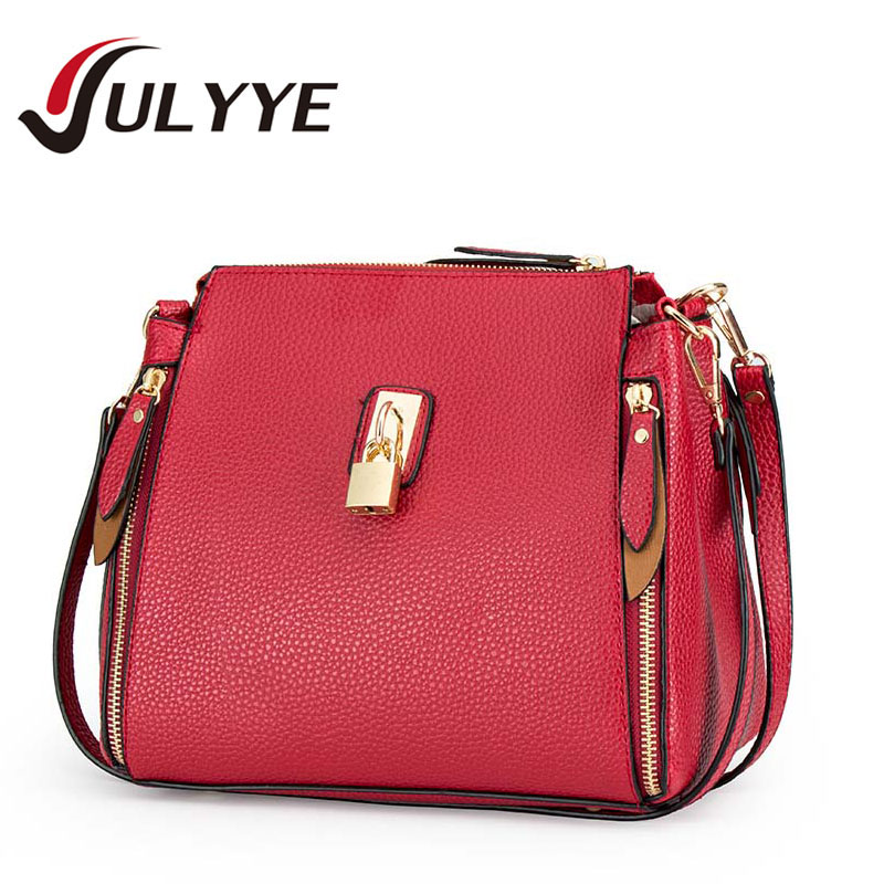 2016 Fashion Designer Brand Women Pu Leather Vintage Handbags High Quality ladies Shoulder bags tote Bag Retro Messenger Bag