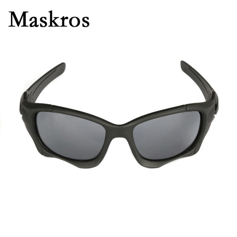 a707e18ee41 Maskros best HD polarized men s sunglasses brand driving polarizing glasses  for drivers male fishing goggles man matte black-in Sunglasses from Apparel  ...
