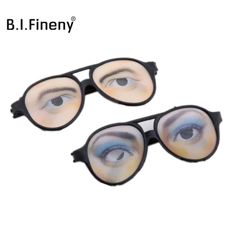 День смеха толстые очки для взрослых мужчин и женщин Смешные очки тема вечерние маска для глаз одежда шутка
