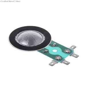 Image 4 - 25.4 ミリメートルツイーター音声コイルラウンドオーディオスピーカー高音コイルホーンチタンフィルム銅クラッド Alumium ダイヤフラム修理アクセサリー
